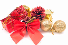 New year gifts Stock Images