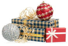 New year gifts Royalty Free Stock Photography