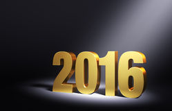 New Year 2016 Royalty Free Stock Photos