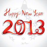 New year greeting Royalty Free Stock Photos