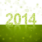 New 2014 year Royalty Free Stock Images