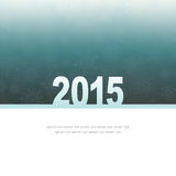 New Year Greeting Card Stock Image