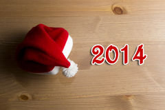2014 new year. 2014 happy new year merry christmas Royalty Free Stock Photos