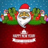 New year holiday background. Stock Photography