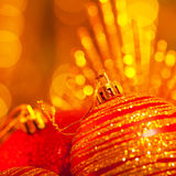 New Year holiday decoration Stock Photography
