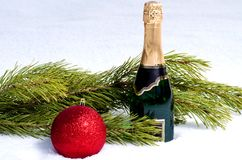 New Year holiday royalty free stock photos
