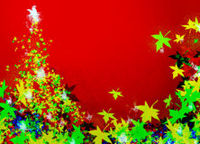 New Year, holidays and Christmas Background Stock Image
