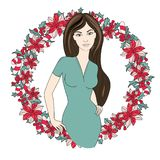 NEW YEAR ICON New Year Color Vector Social Media Icon. For you profile vector illustration