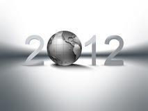New year illustration Royalty Free Stock Image