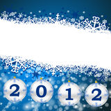 New year illustration Stock Photo