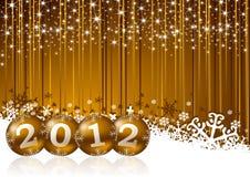 New year illustration Stock Photo