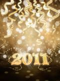 New Year illustration 3 Royalty Free Stock Images