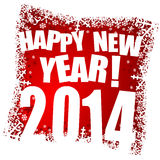 2014 new year Royalty Free Stock Photography