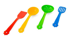 Kitchen accessories for children Royalty Free Stock Images