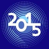 New year invitation Royalty Free Stock Photos