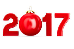 2017 new year Royalty Free Stock Image