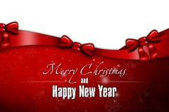 New Year 21. Merry Christmas and Happy New Year Stock Photos