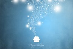 New Year 63. Merry Christmas and Happy New Year Royalty Free Stock Photography