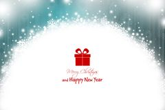 New Year 69. Merry Christmas and Happy New Year Royalty Free Stock Photography