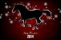 New Year 122. Merry Christmas and Happy New Year Royalty Free Stock Images