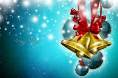 New Year 131. Merry Christmas and Happy New Year! Festive Christmas picture vector illustration