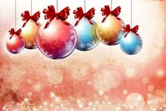 New Year 153. Merry Christmas and Happy New Year Royalty Free Stock Photography
