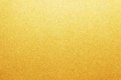 New year gold colored paper texture or vintage background royalty free stock image