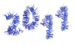 New year numbers Stock Images