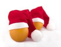 New-year Orange Stock Images