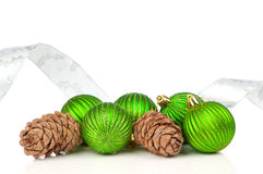 New Year ornaments Stock Photography