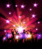 New Year Party. Design Illustration royalty free illustration