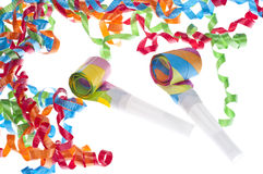 New Year Party Concept Royalty Free Stock Photo
