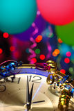 New year party Stock Photography