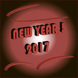 New year Royalty Free Stock Image