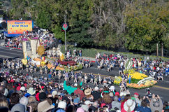 New Year and Rose Parade Royalty Free Stock Photos