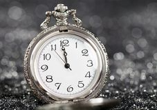 Free New Year`s At Midnight Stock Photography - 103028102