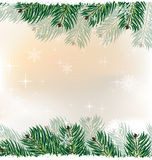 New Year's background Royalty Free Stock Images