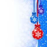 New Year`s background Royalty Free Stock Image