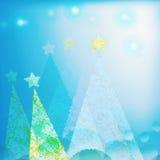 New Year's background. Stock Photo