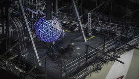 New Year's Ball - New York City Times Square Ball Royalty Free Stock Images
