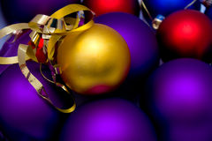 Free New Year S Balls Royalty Free Stock Photography - 7278957