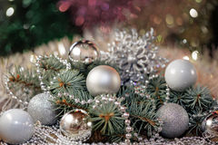 The New year Royalty Free Stock Images
