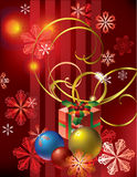 New Year's_BG Royalty Free Stock Photos