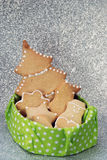 New year's biscuits Stock Photo