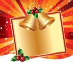 New Year's card Stock Photos