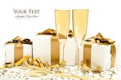 New year´s celebration Royalty Free Stock Images