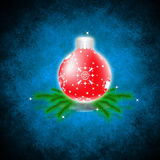 New Year's and Christmas Stock Image