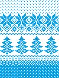 New Year`s Christmas pattern pixel. For print 2018 Royalty Free Stock Images