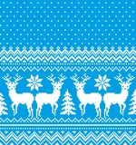 New Year`s Christmas pattern pixel. For print 2018 Stock Photo