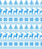 New Year`s Christmas pattern pixel. For print 2018 Stock Photos
